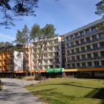 Санатории курорта Бирштонас