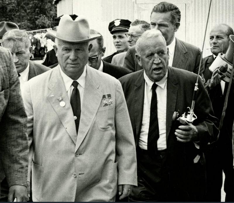 khrushchev speeches
