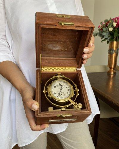 Chronomètre de Marine Hamilton – Marine Soviétique – 1942 – WW2