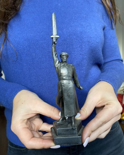 Sculpture NKVD Stalingrad Statue