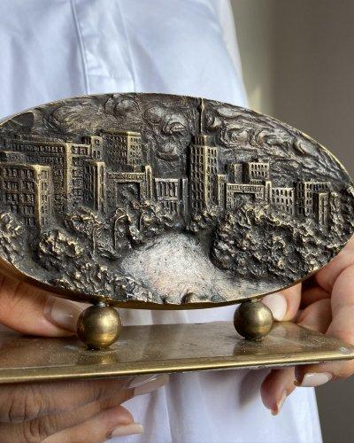 Sculpture – Constructivisme Soviétique – Gosprom – Derzhprom