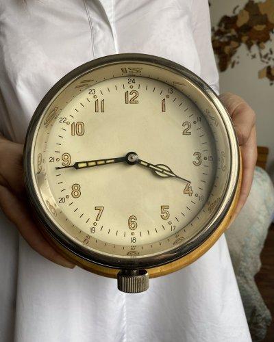 Horloge de navire URSS – 1953