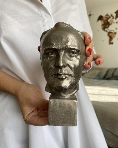 Buste Serguei Korolev – Programme Spatiale Soviétique – Bonus