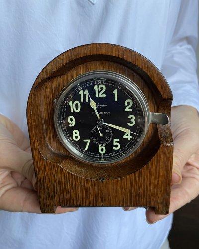 Horloge – Opérateur radio – Luftwaffe – Junghans