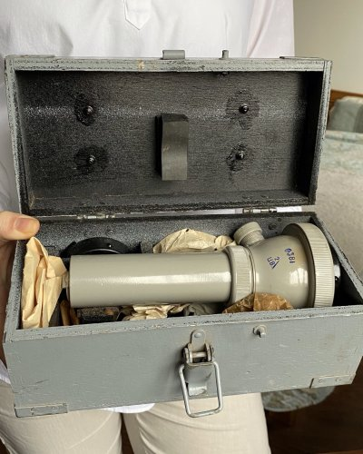 Lampe Torche Plongeur Léger URSS – RPF-55