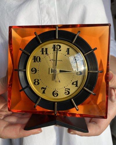 Horloge de Bureau Molnija – Tchenorbyl