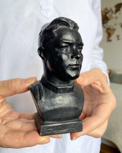 Buste Cosmonaute Nikolaiev – Années 60