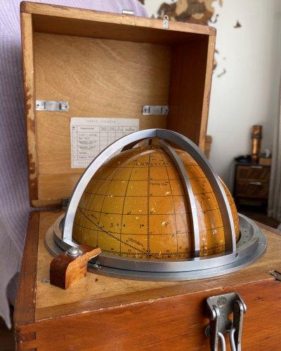 Globe Navigation Céleste – 1979- URSS
