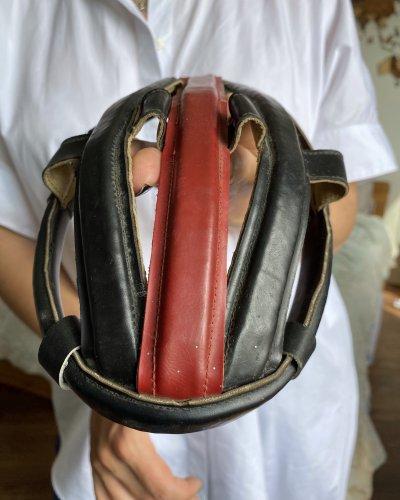 Casque de vélo Soviétique – Cuir