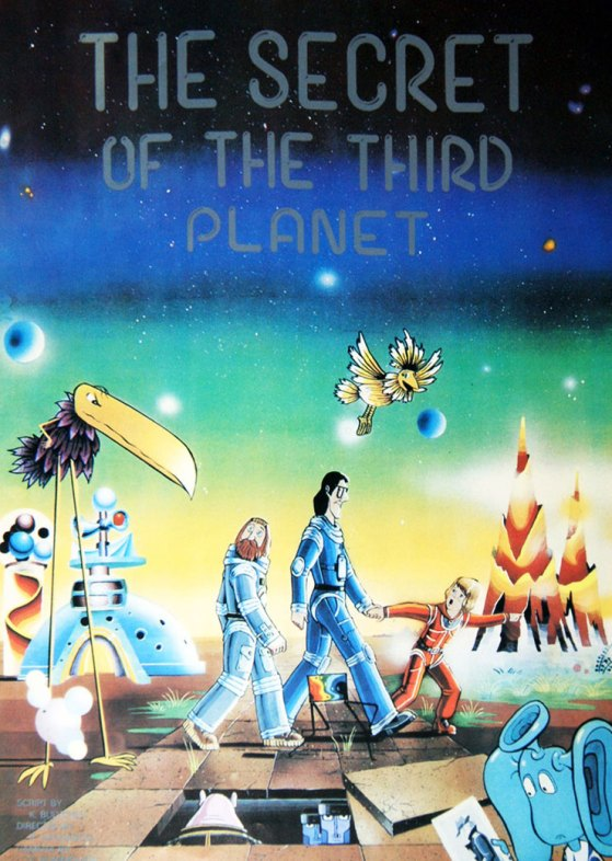 The Secret of the Third Planet with english subtitles