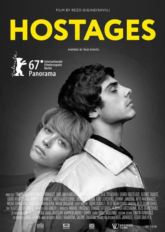 Hostages with english subtitles