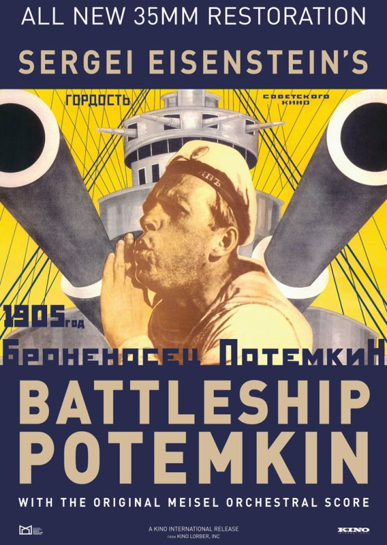 Battleship Potemkin with english subtitles