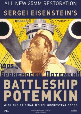 Броненосец Потёмкин (Battleship Potemkin)