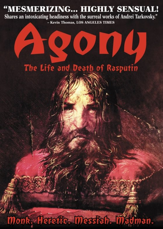 Agony: The Life and Death of Rasputin with english subtitles