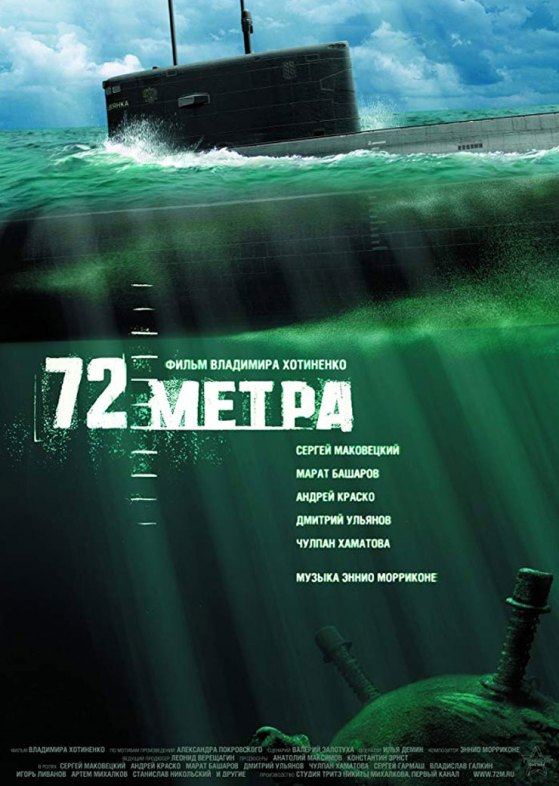 72 Meters with english subtitles