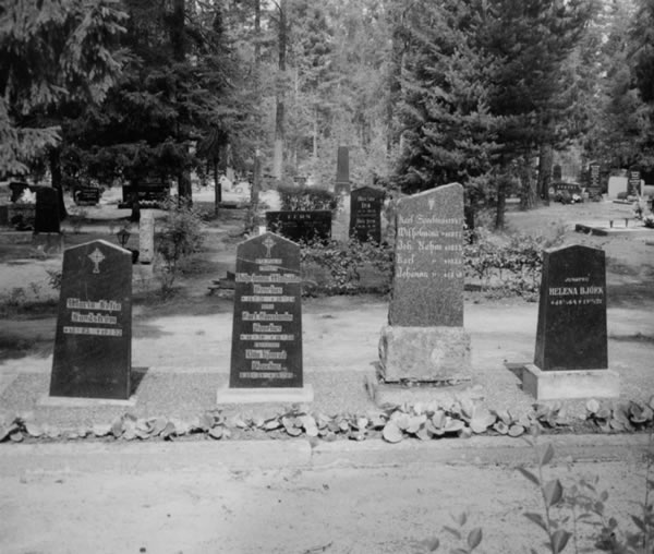10 Kokkola hauta