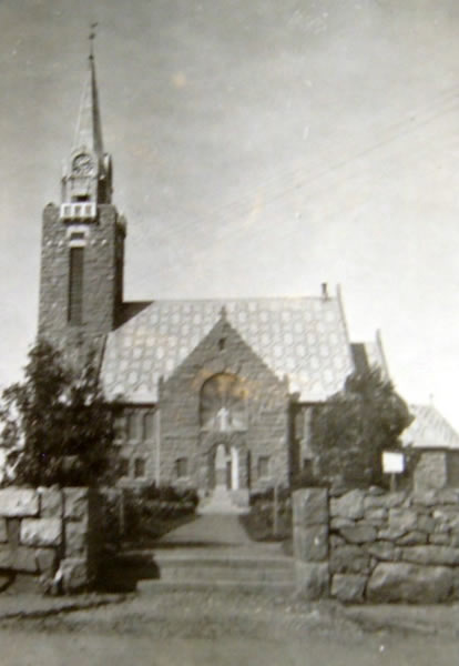 7 Raahen uusi kirkko