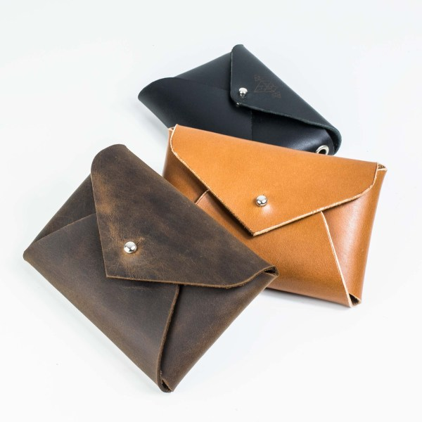 Leather Purse Card Holder