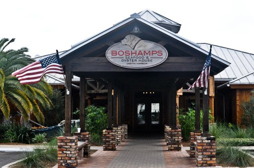 Boshamps Offers Gulf to Table Southern Cuisine  SoWalcom