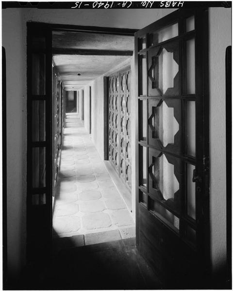 Sowden House History  Dr George Hodel  Frank Lloyd Wright