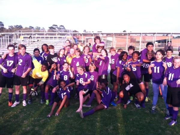 Bainbridge Middle School soccer teams close out seasons on ...