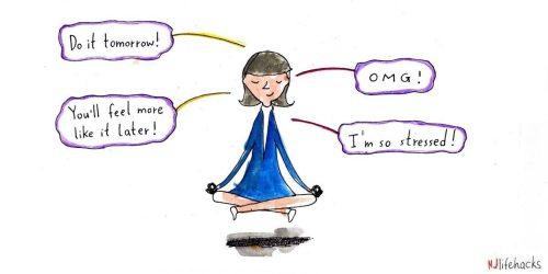 mindfulness-procrastination