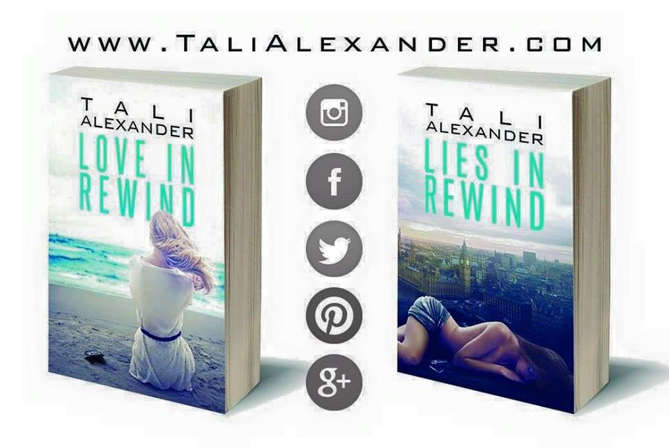 Author Crashers Interview with Tali Alexander