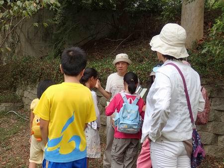 2014「鳩佔鵲巢~認識外來入侵種」高峰植物園戶外教學