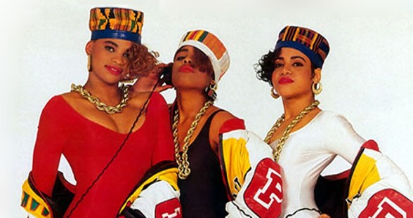 Image result for queen latifah 80's hats
