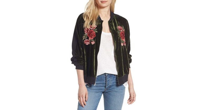 women bomber jacket 2017