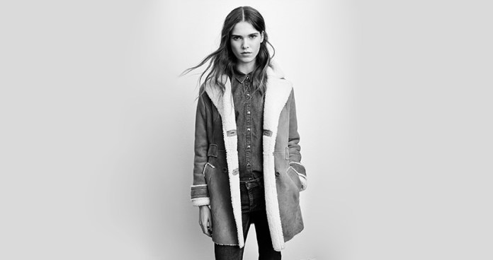 Shearling Coat streetwear