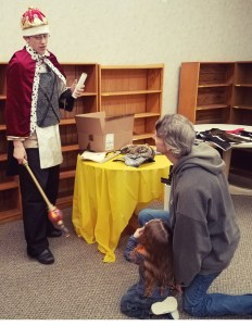 Go back in history with a Renaissance Faire! – Sowing Seeds