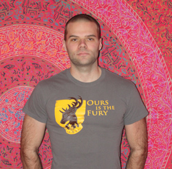 Adam - Web Master/Writer