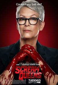 Scream Queens Jamie Lee Curtis