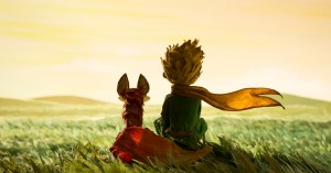 THE LITTLE PRINCE - Prince and Fox
