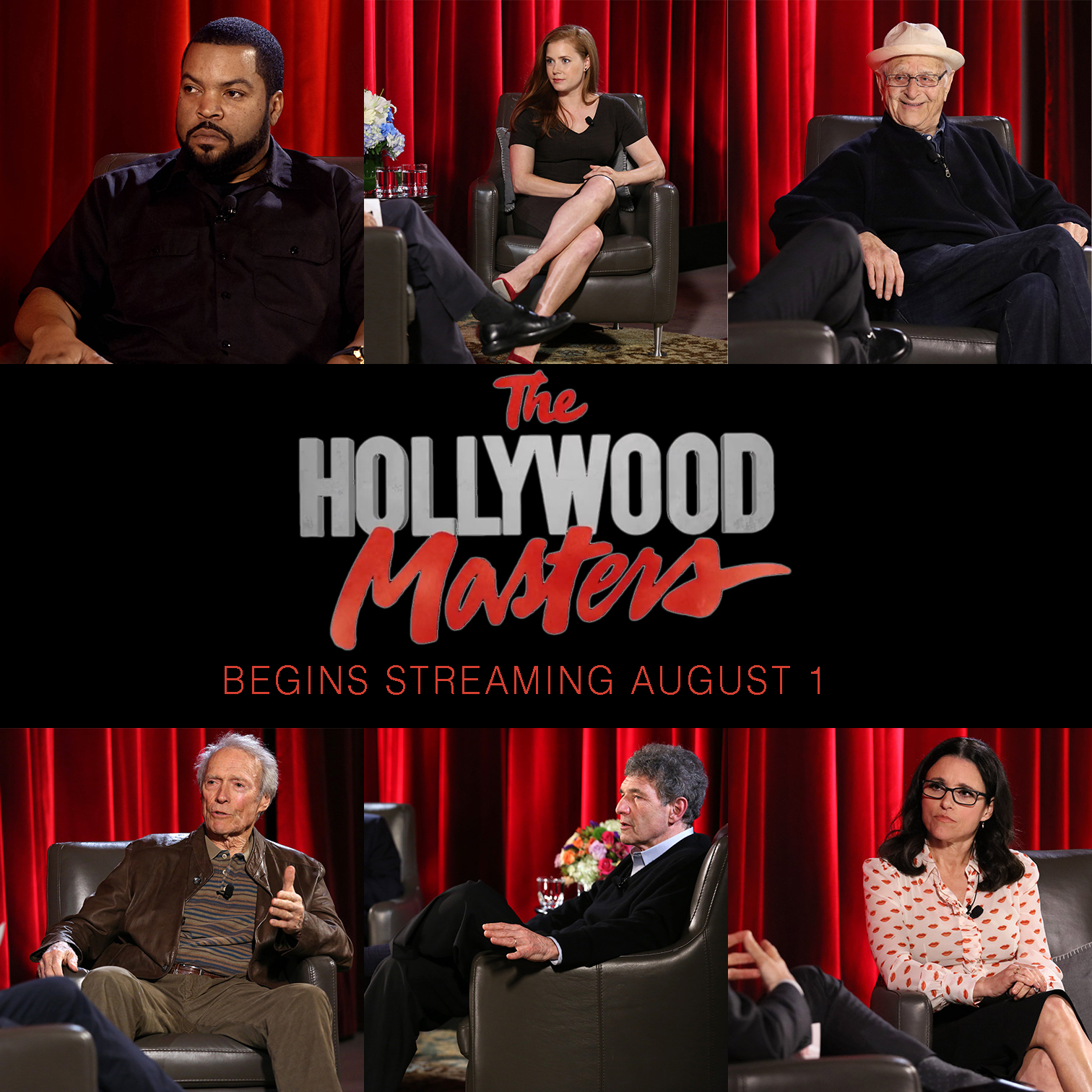 The Hollywood Masters - Netflix Pick