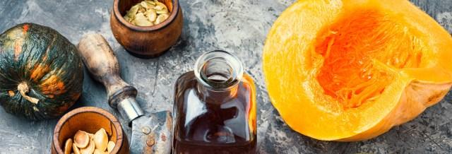 pumpkin seed oil for hair skin