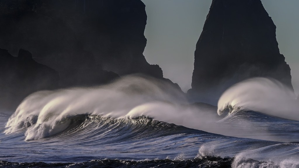 The whole Sea is a Secret