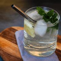 Vlierbloesem gin tonic