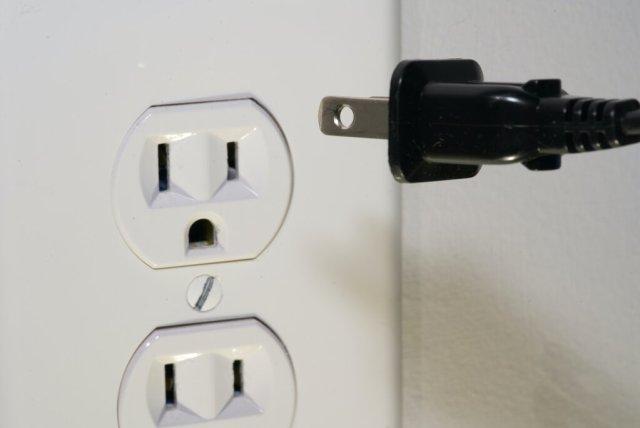 Instalación eléctrica contactos