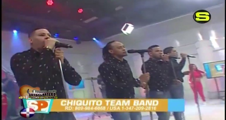 Chiquito Team Band en Vivo en el Super Poder
