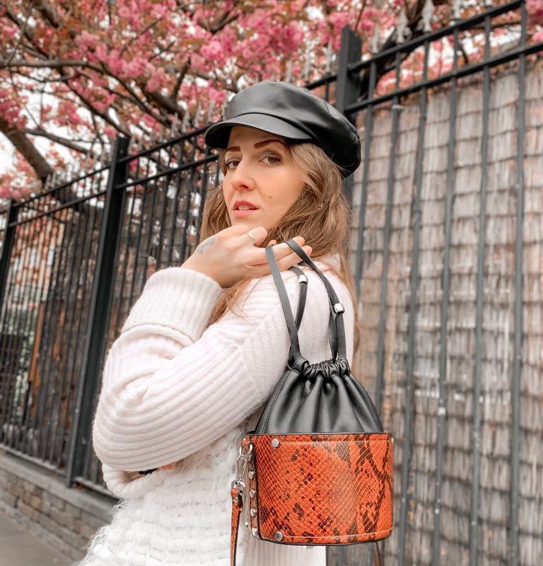 borsa secchiello, fashion