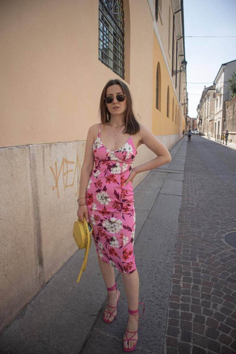 perfect-pink-floral-dress