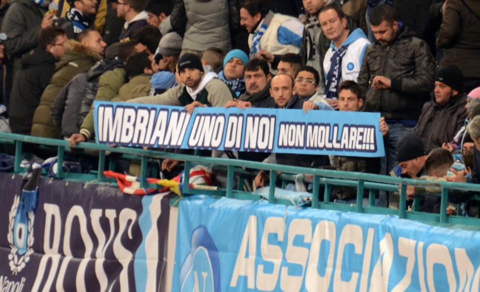 «¿Inzaghi? Nosotros tenemos a Imbriani»