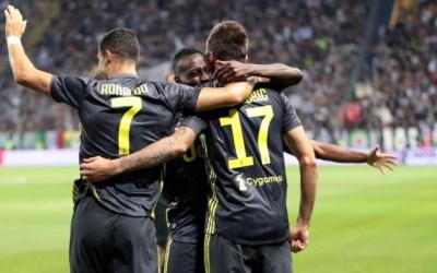 El Parma 1-2 Juventus en cinco detalles