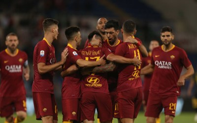El AS Roma 4-0 Frosinone en cinco detalles
