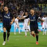 El Inter de Milán 2-1 Fiorentina en cinco detalles