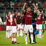 El AC Milan 2 – 1 AS Roma en cinco detalles