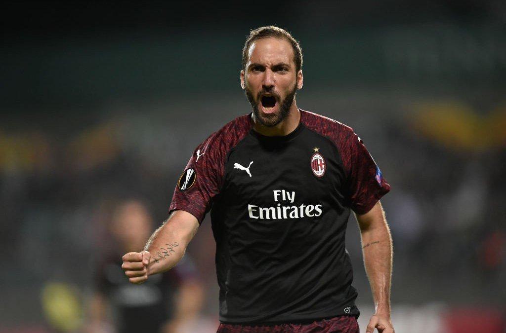 El Dudelange 0-1 Milan de en cinco detalles