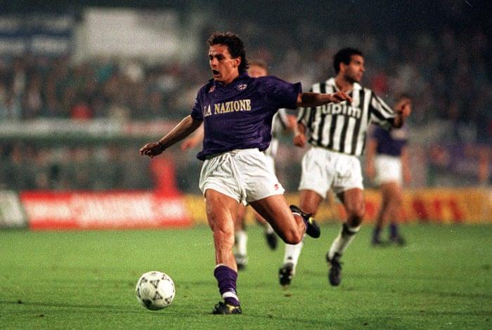 Roberto Baggio y un cambio de aires envuelto de tensión